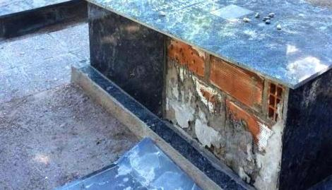 Profanaron nueve tumbas en el cementerio judío de San Luis