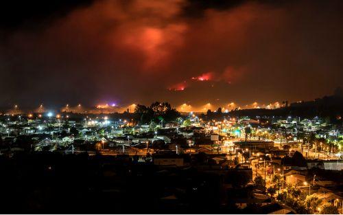 Chile, país de terremotos y volcanes, se ve amenazado por nuevo desastre