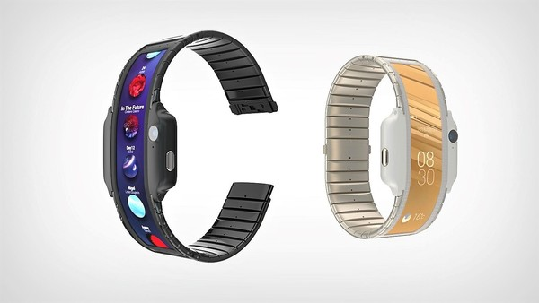 Mobile World Congress: Nubia Alpha, el sorprendente reloj inteligente con características de celular y pantalla flexible