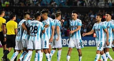 Racing cayó en los penales y quedó eliminado de la Copa Sudamericana