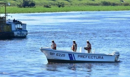 Continúa la búsqueda de dos pescadores extraviados en el río Batel
