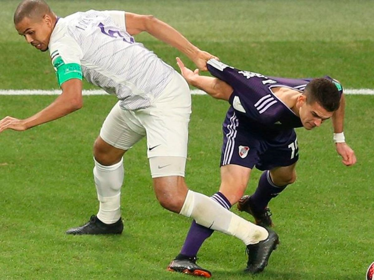 """""""Caio"""" River en la rueda de penales y se quedó afuera de la final del Mundial de Clubes"""