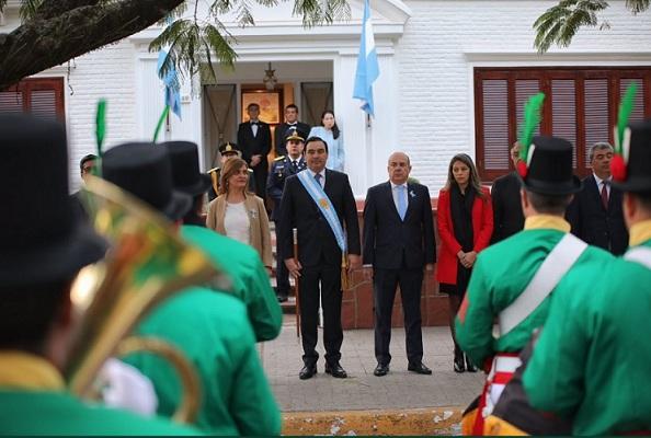 Corrientes celebra el Día de la Independencia con los tradicionales actos