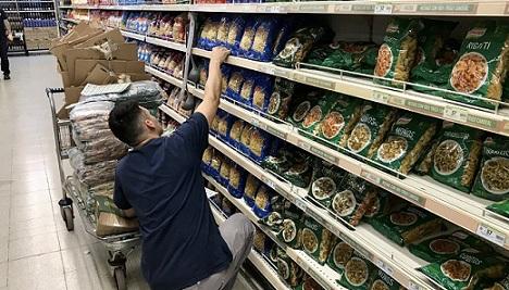 Los productos que tenían IVA 0% ahora cuestan hasta un 45% más que en agosto
