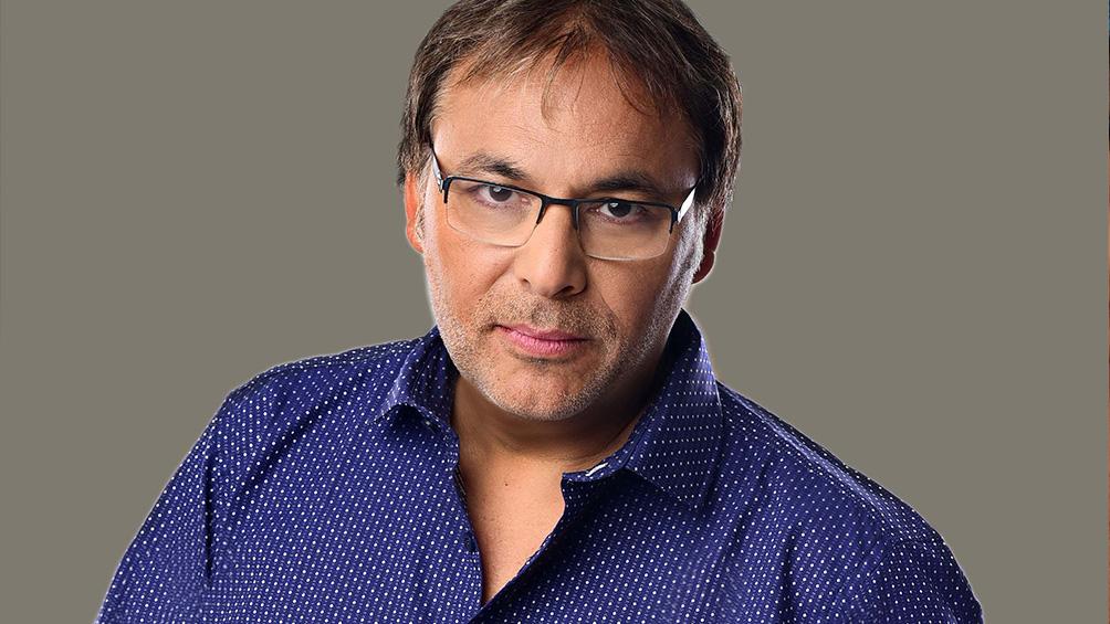 """Gabriel Rolón propone """"eludir el contexto"""" y reflexionar sobre la pasión"""