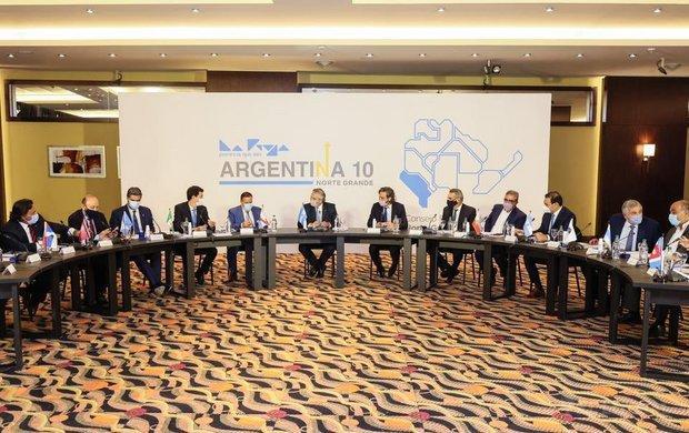 Gustavo Valdés participó de una reunión con Alberto Fernández
