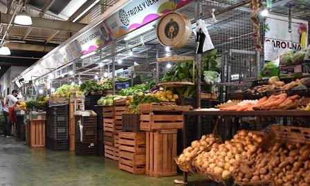Los Mercados Municipales y los Paseos de Compras funcionan de lunes a domingo