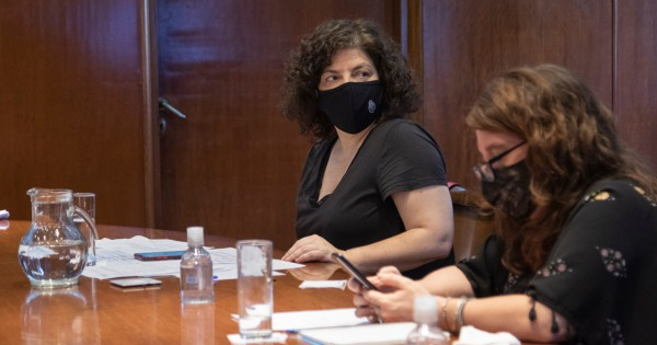 El ministerio de Salud acéfalo tras el aislamiento de Vizzotti