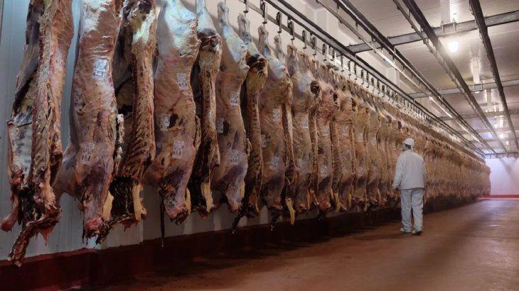 Hay un principio de acuerdo entre el Gobierno y los exportadores por la carne