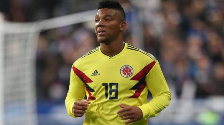 Colombia convocó a Fabra de manera urgente
