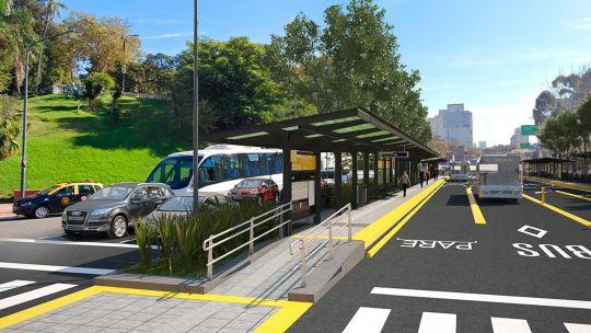 metrobus-del-bajo:-anunciaron-su-extension-hasta-el-barrio-de-la-boca
