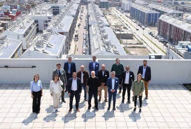 lanari-participo-del-segundo-encuentro-de-la-alianza-de-ciudades-por-el-clima